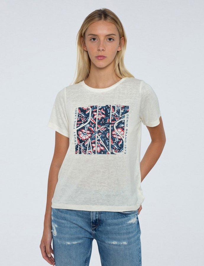 Brooklyn t-shirt white