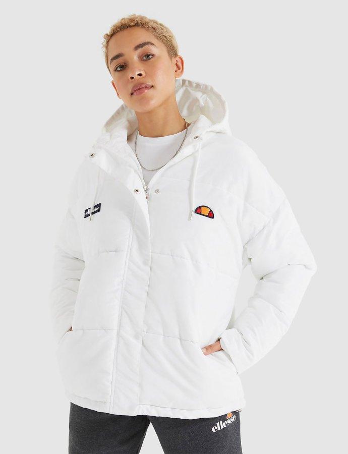 Pejo padded jacket white