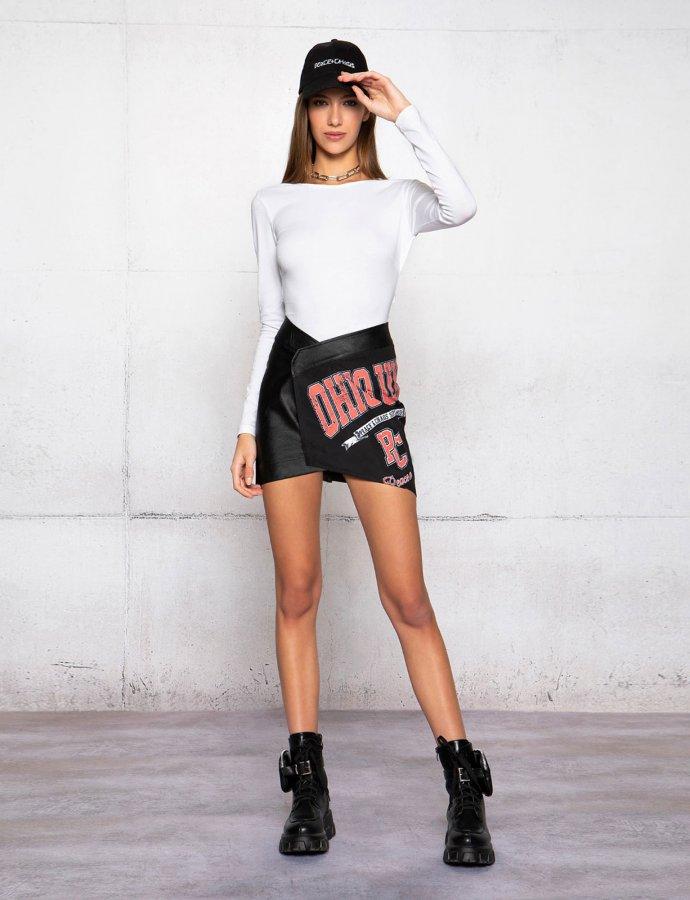College nights skirt