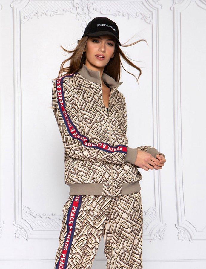 P&C pattern jacket