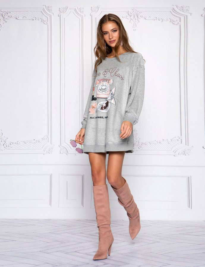 P&C in Paris sweatshirt