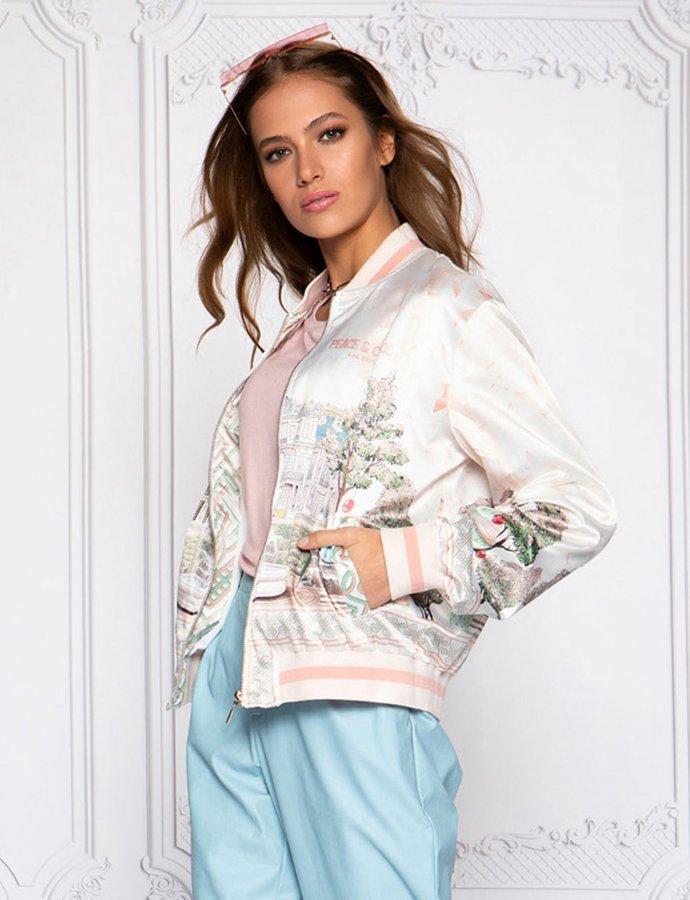 Versailles bomber jacket