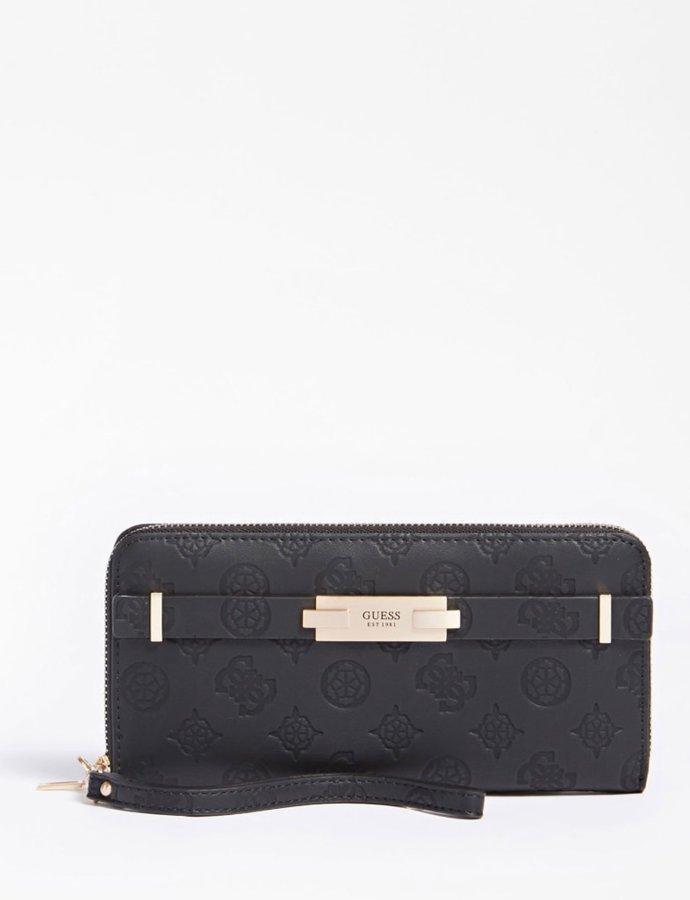 Bea maxi wallet black