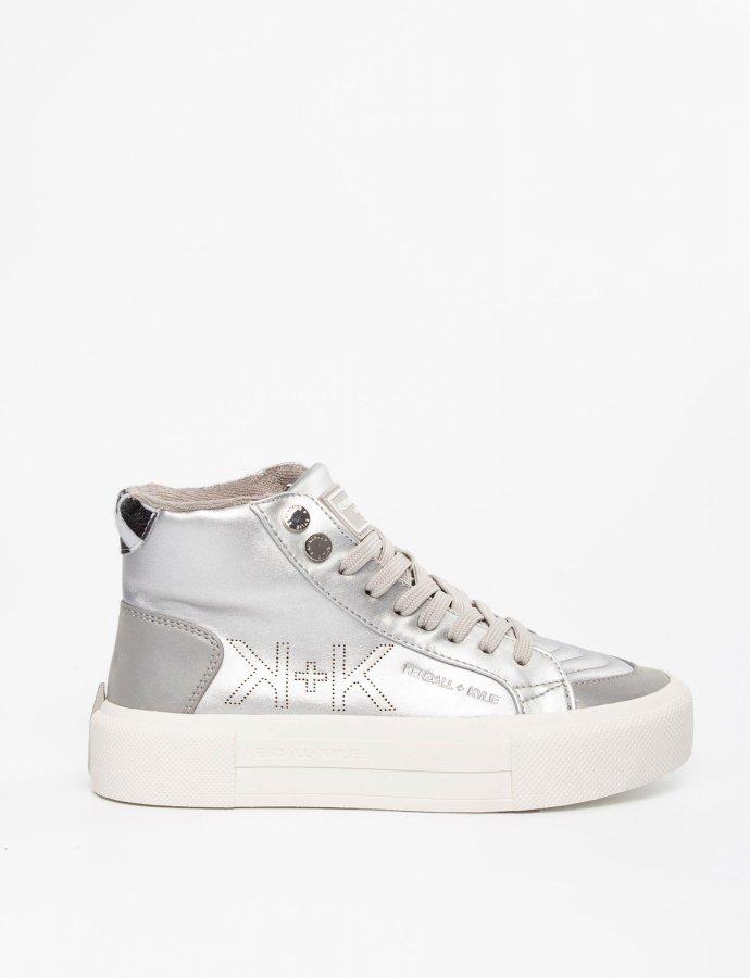 Tetra sneakers silver