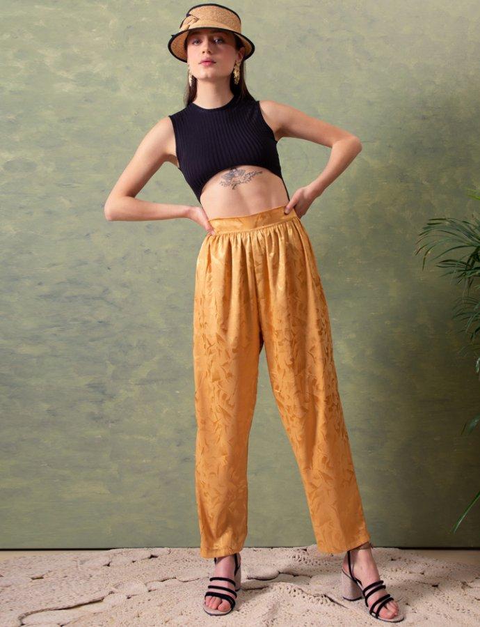 Sunny pants gold