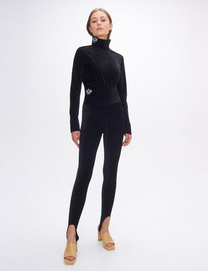 Dona black leggings