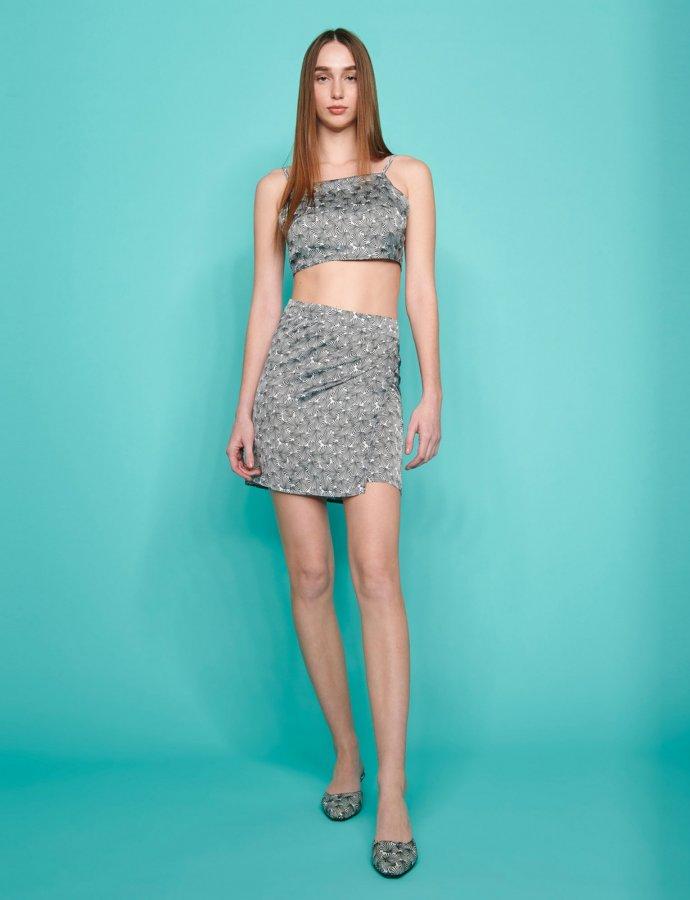 Bella skirt shell