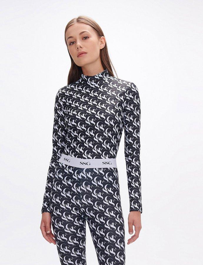 Gilda SSG black & white top