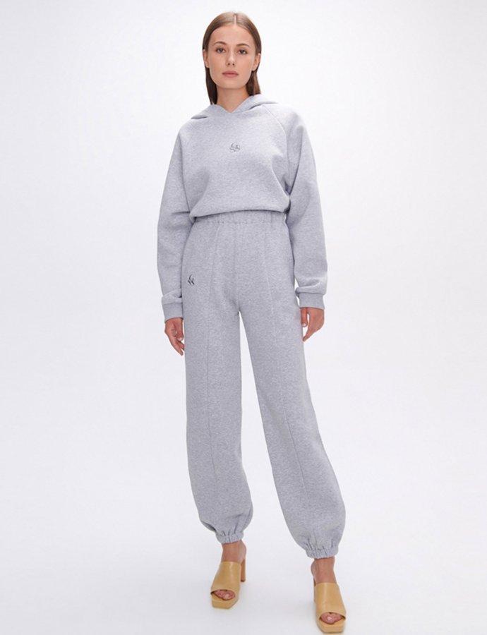 Nadine SSG grey track pants