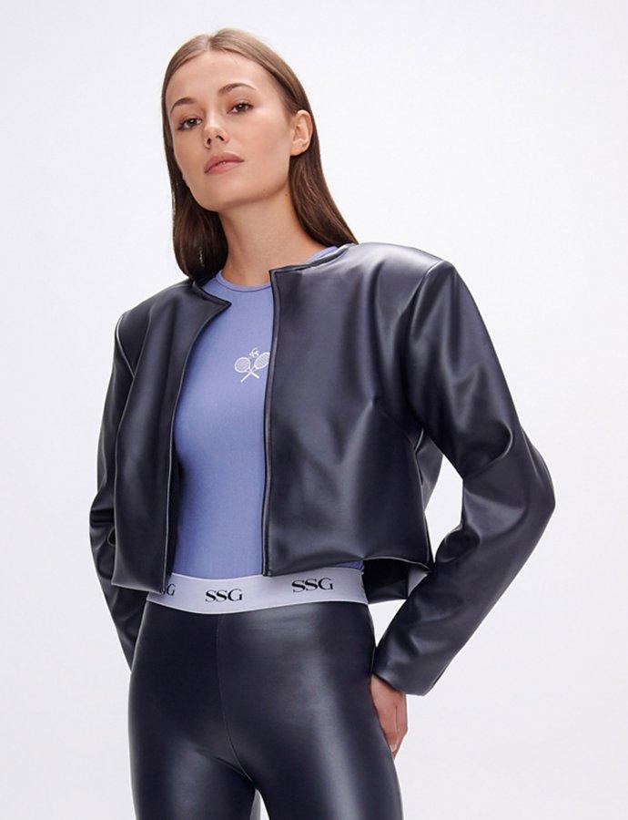 Evelyn black jacket