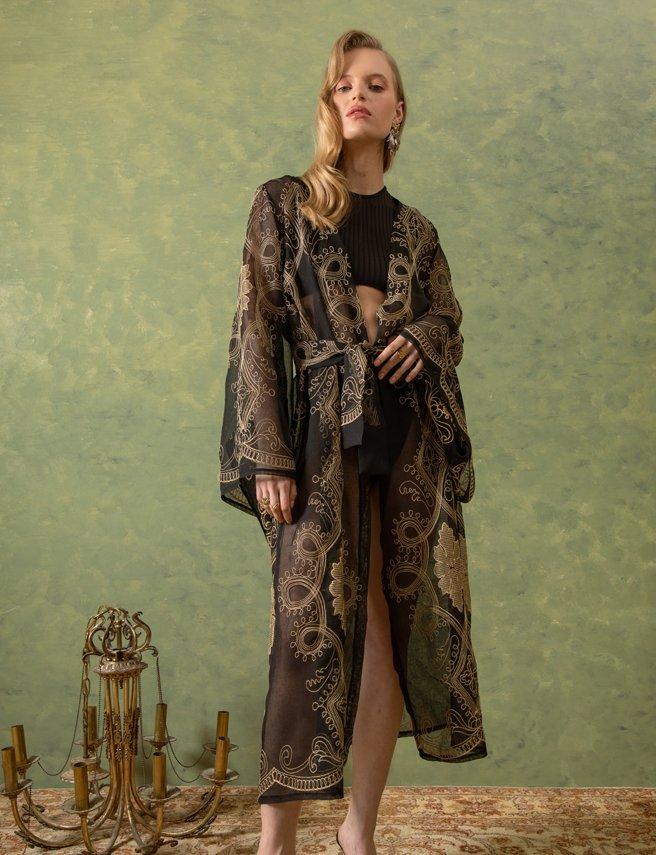 Tucana kimono