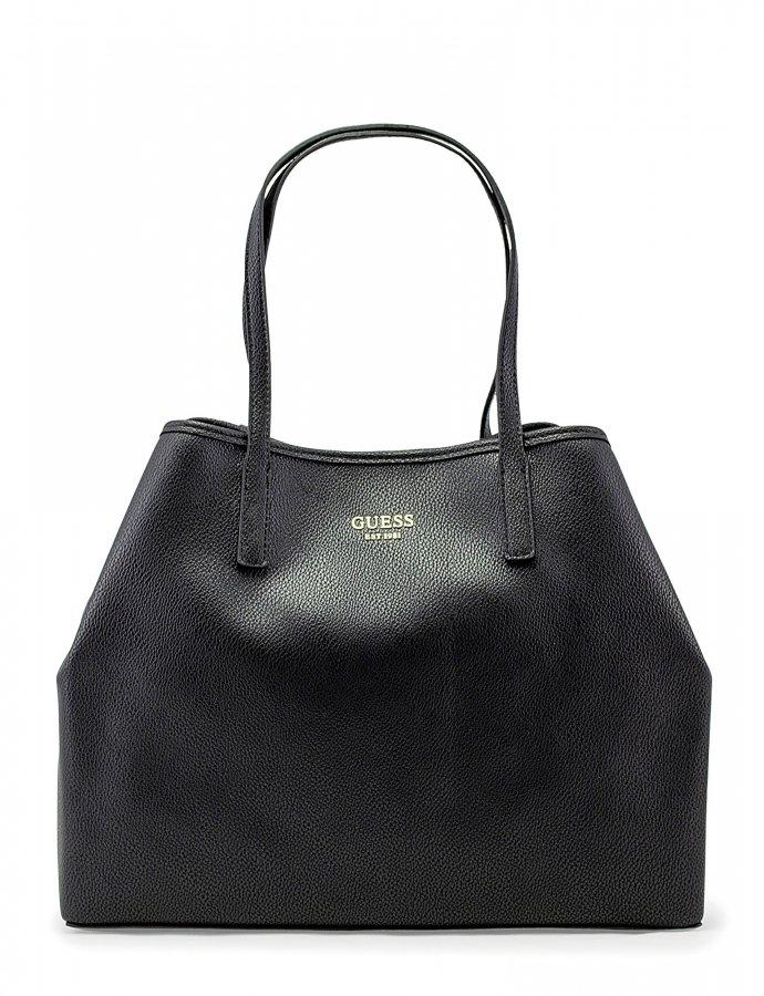 Vikky large tote bag black