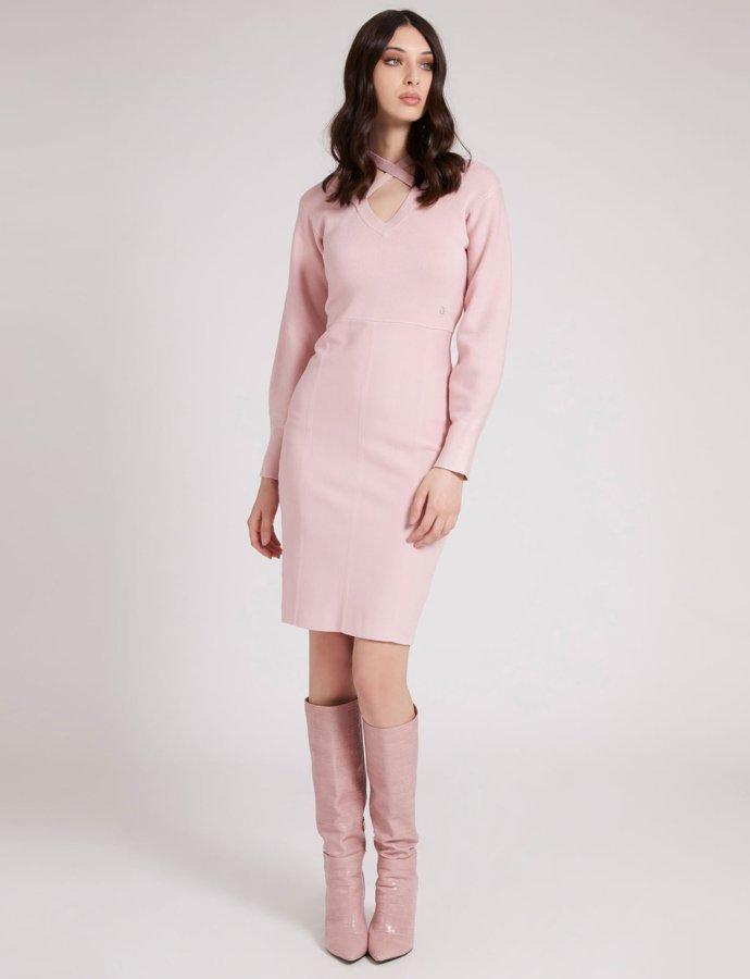 Janet dress pink