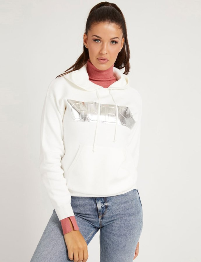 Gemma hoodie sweater cream