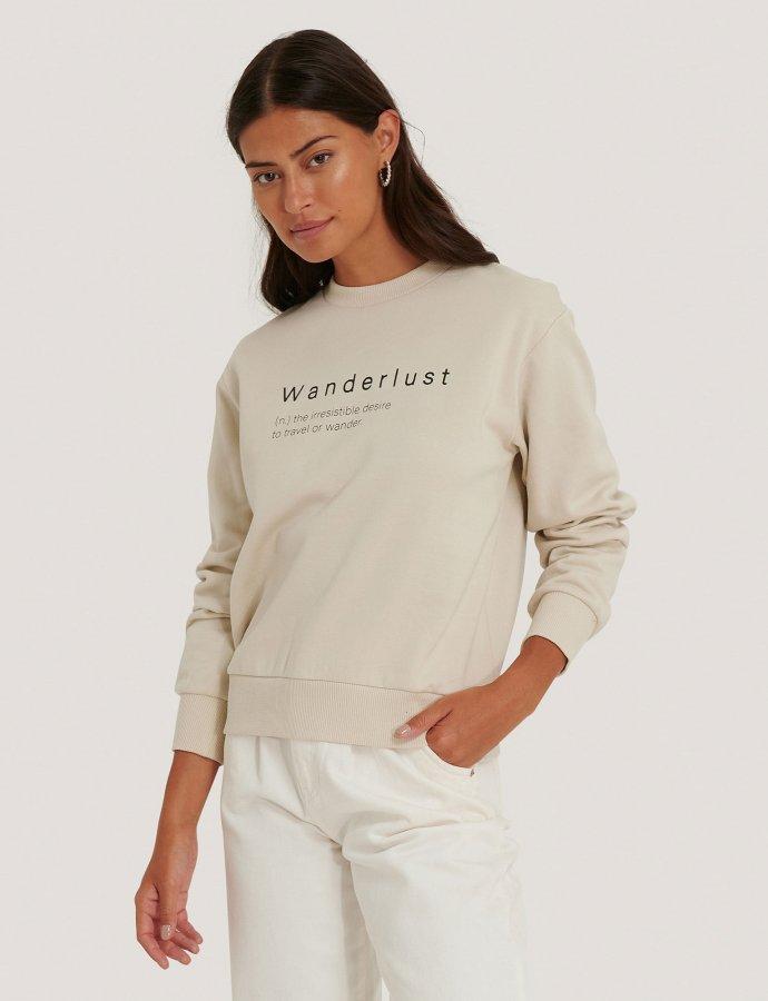 Wanderlust sweater