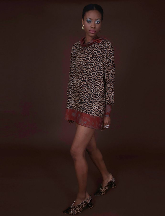 Zaria pullover