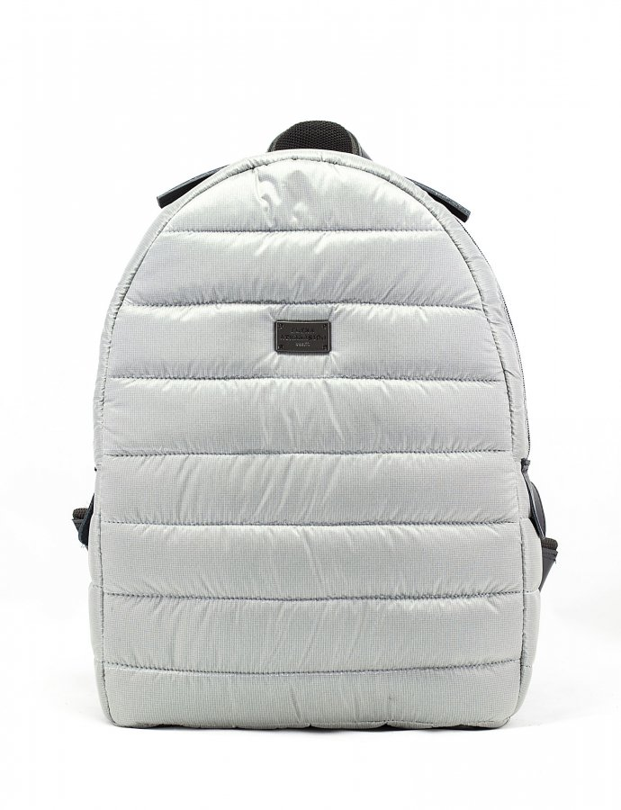 Puffer fly backpack grey