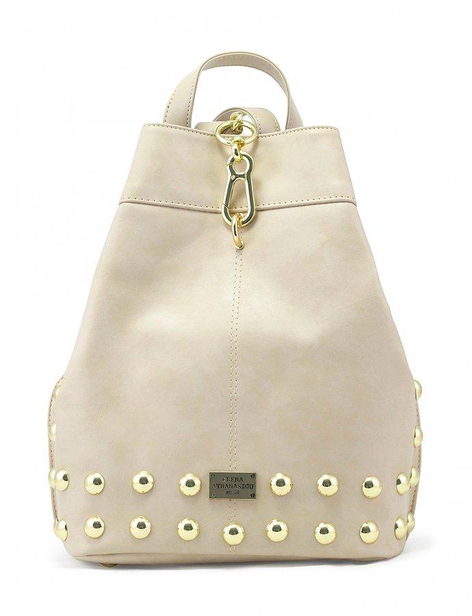 Backpack crème gold