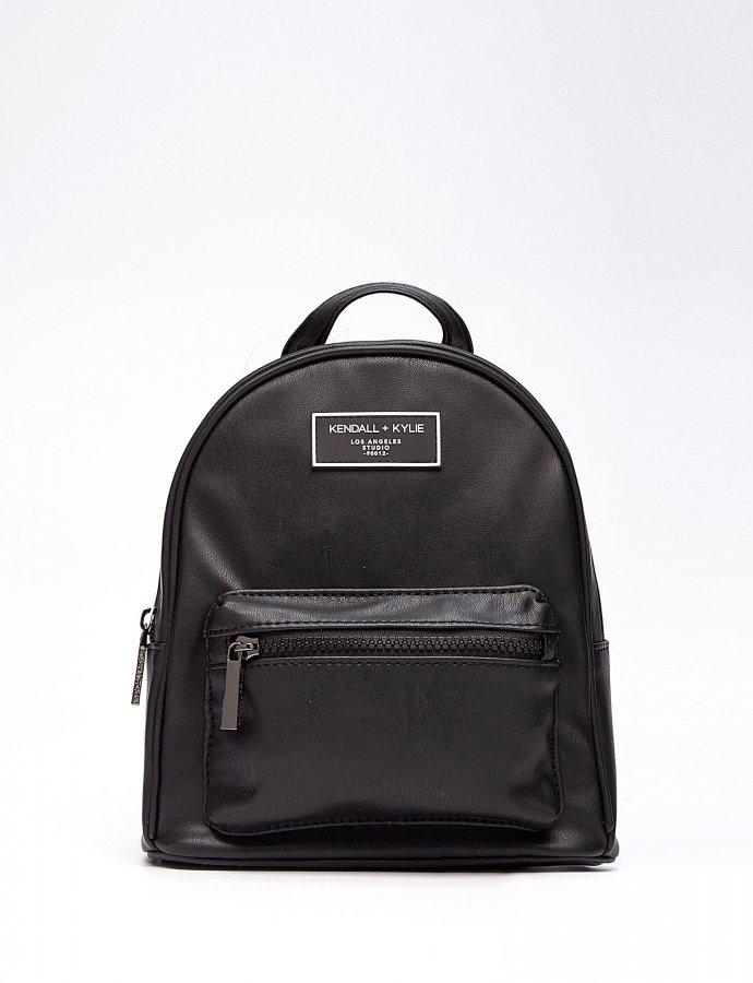 Sam mini backpack black