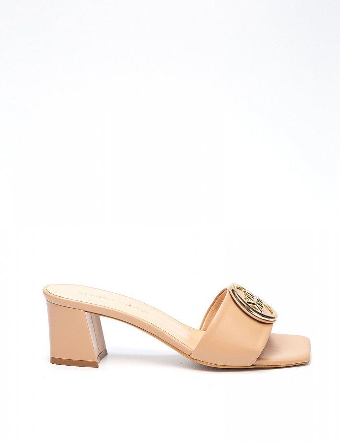 Baya nude sandals