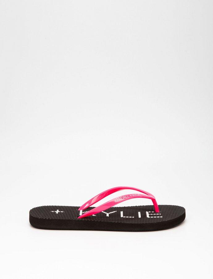 KK Eva thong slippers fluorescent