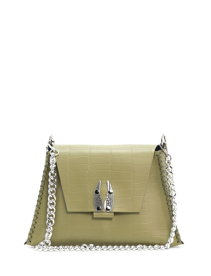 Wings new edition bag olive