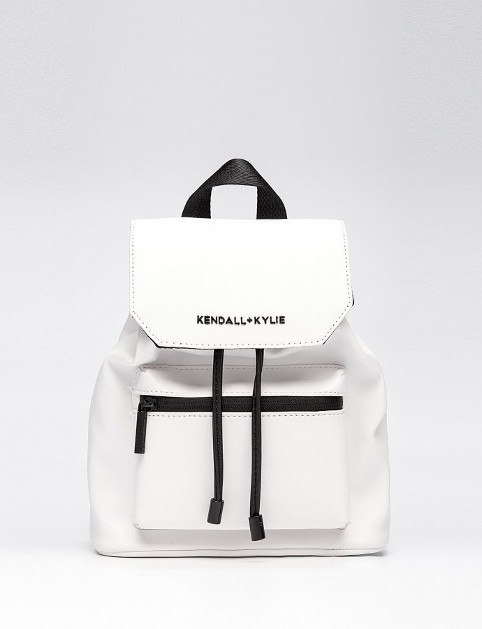 Serena small backpack white