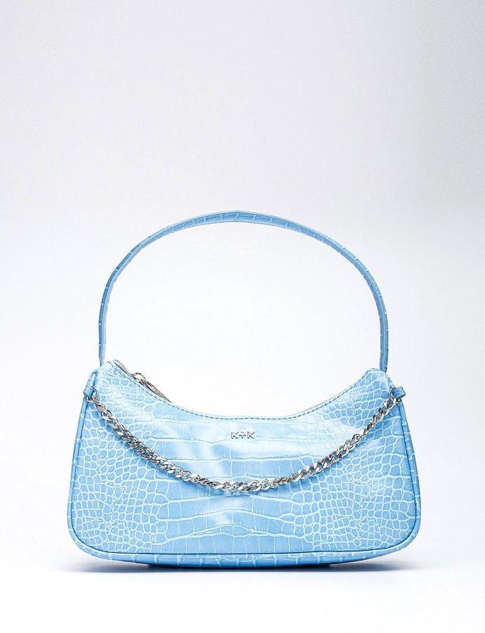 Haisley hobo bag blue