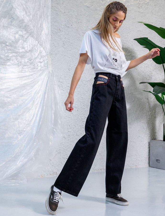 Outburst black jeans
