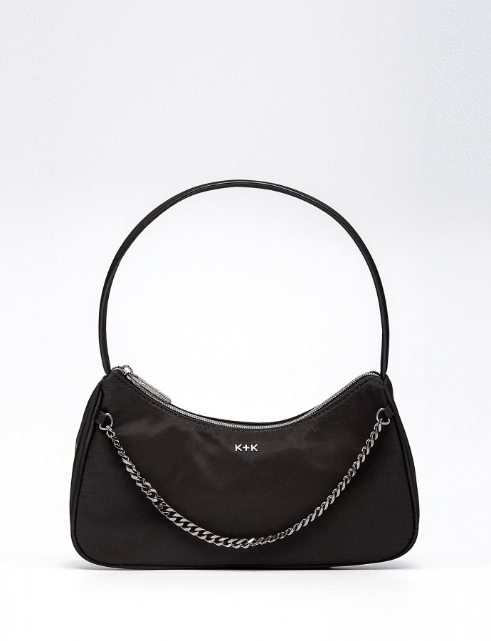 Haisley hobo bag black