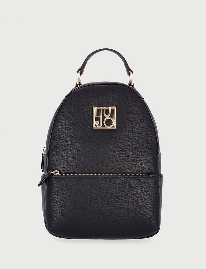 Eco-friendly backpack black