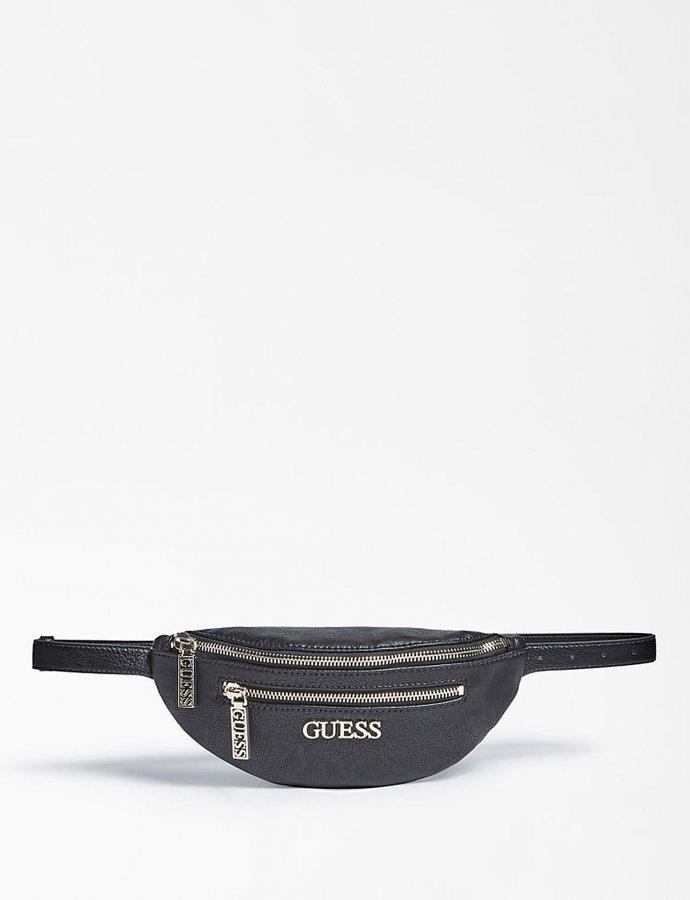 Manhattan belt bag black