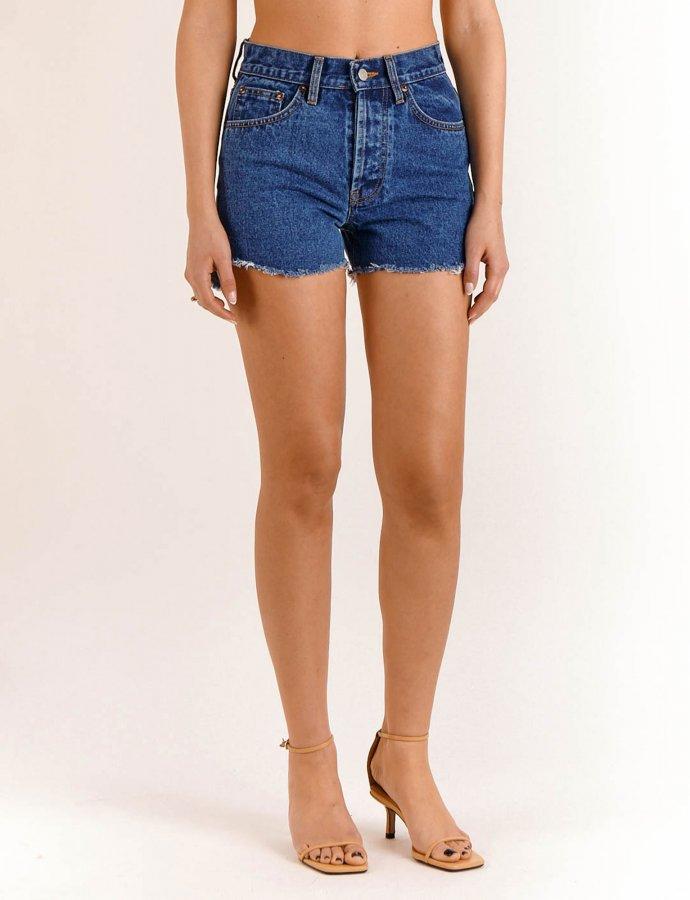 Chiara S/W denim shorts