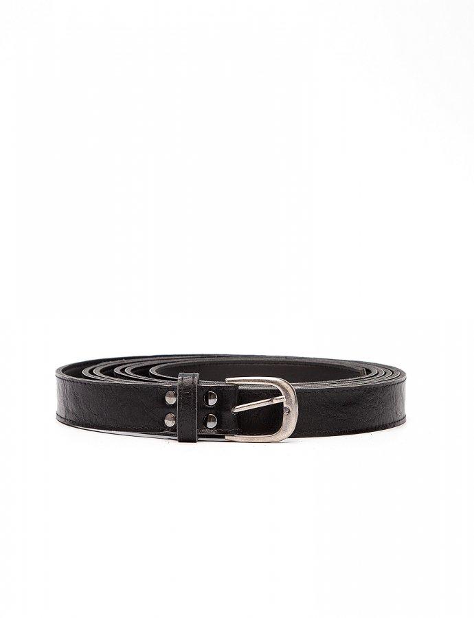 Tie me up belt black
