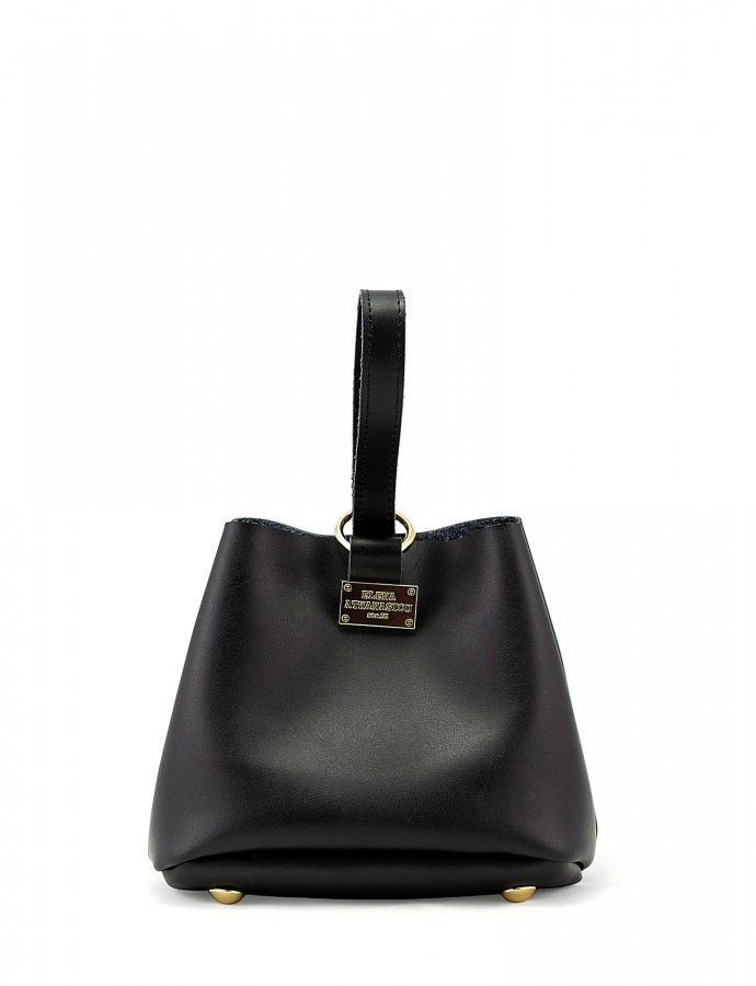 Tiny bag black