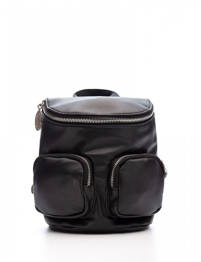 Charlize small backpack black