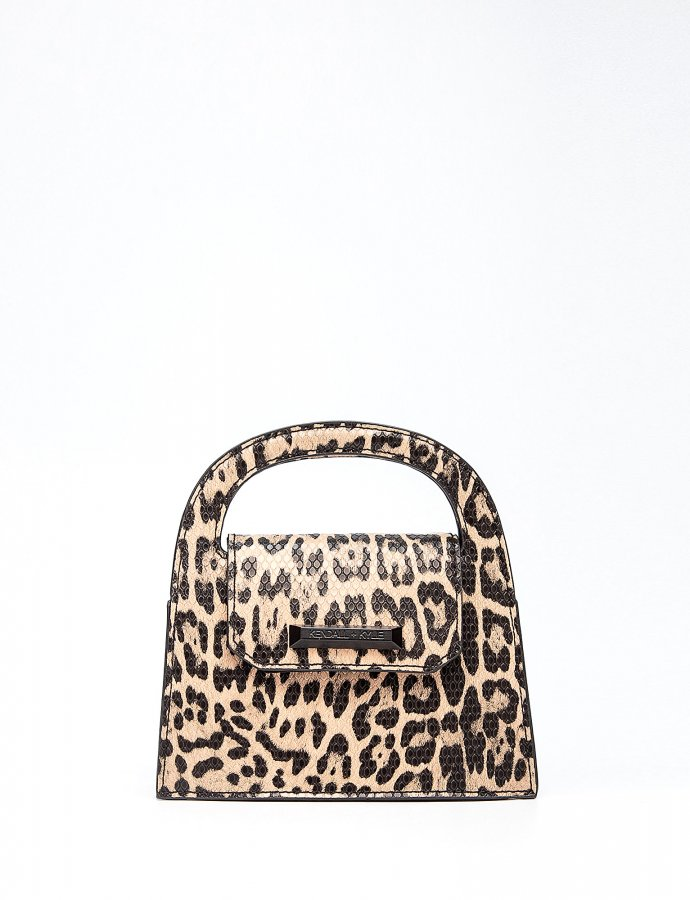 Louisa crossbody leopard