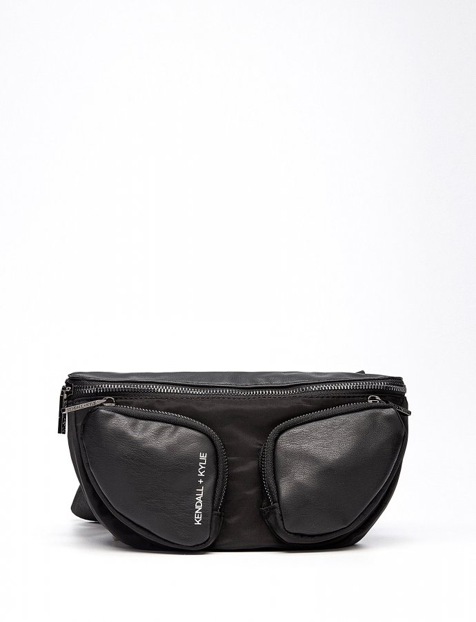 Mia waist bag black
