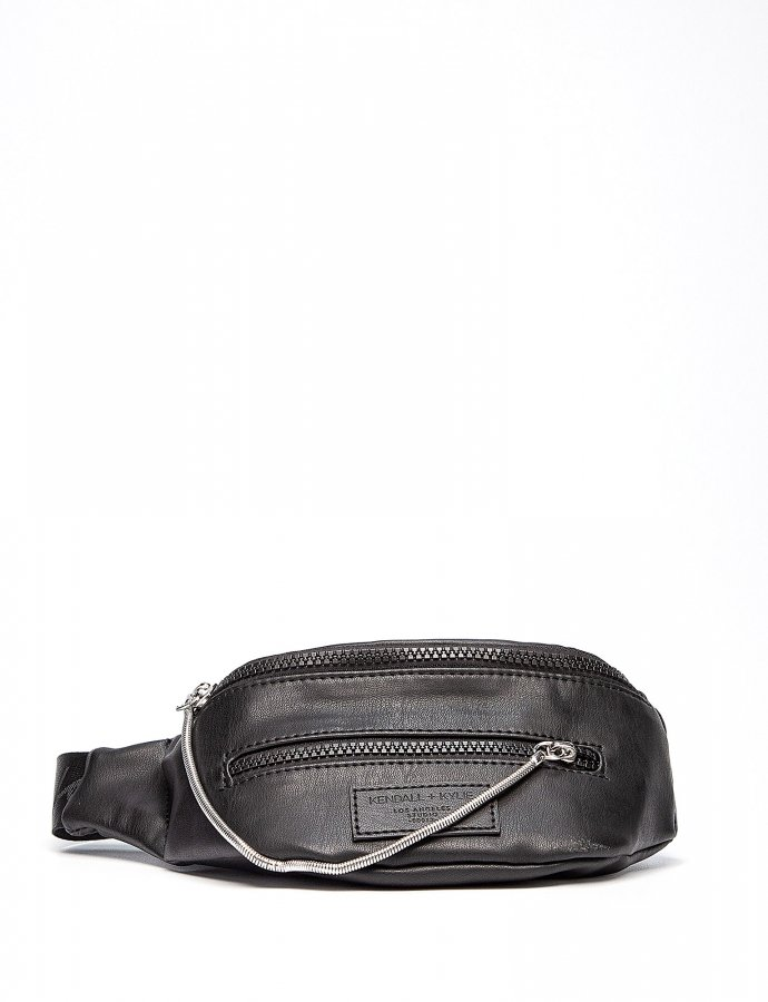 Carina fanny pack black