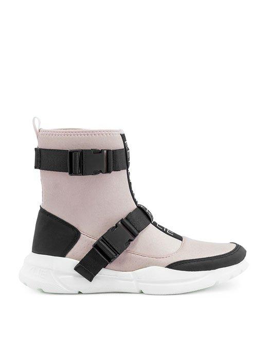 KK Nemo dusty pink sock sneaker boots