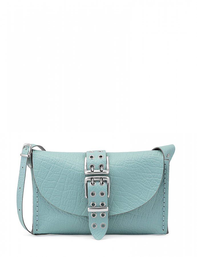 Mystery of love bag blue