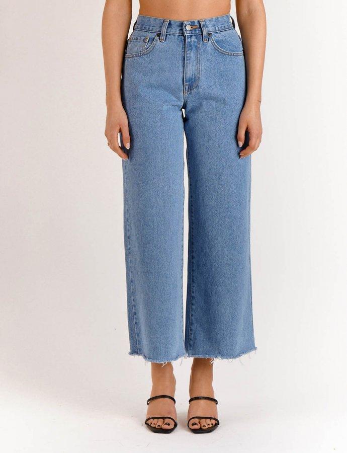 Marissa medium cropped denim pants