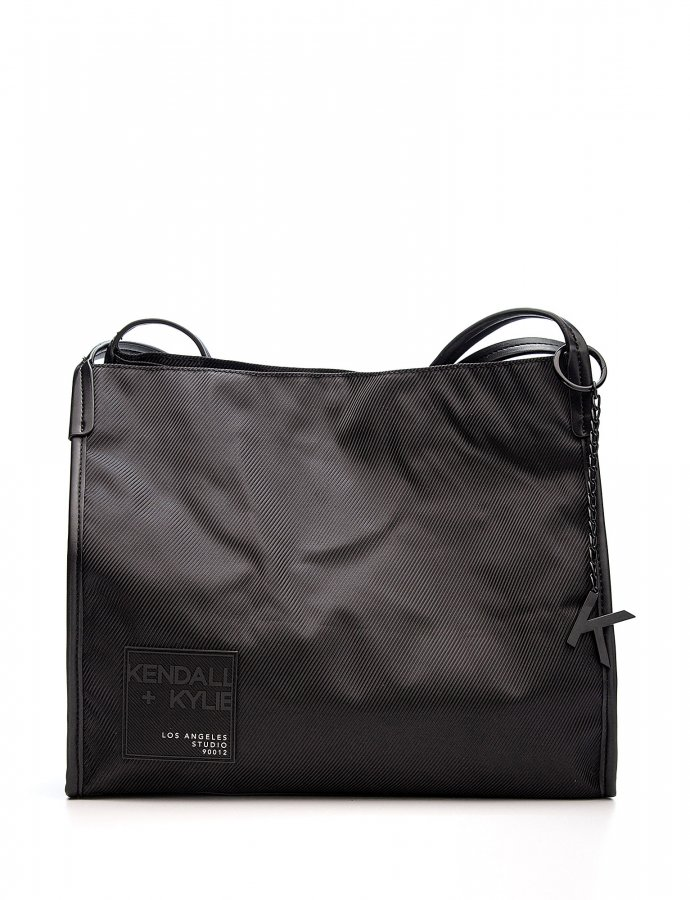 Chrishell tote bag black