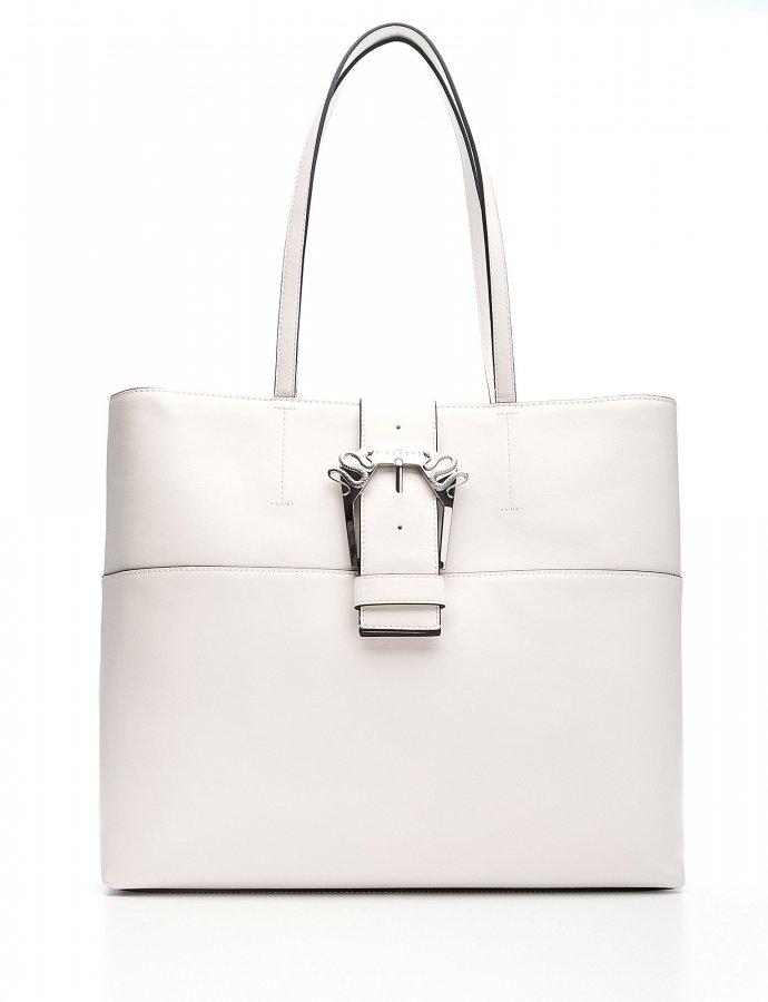 Shopping bag Ohior white