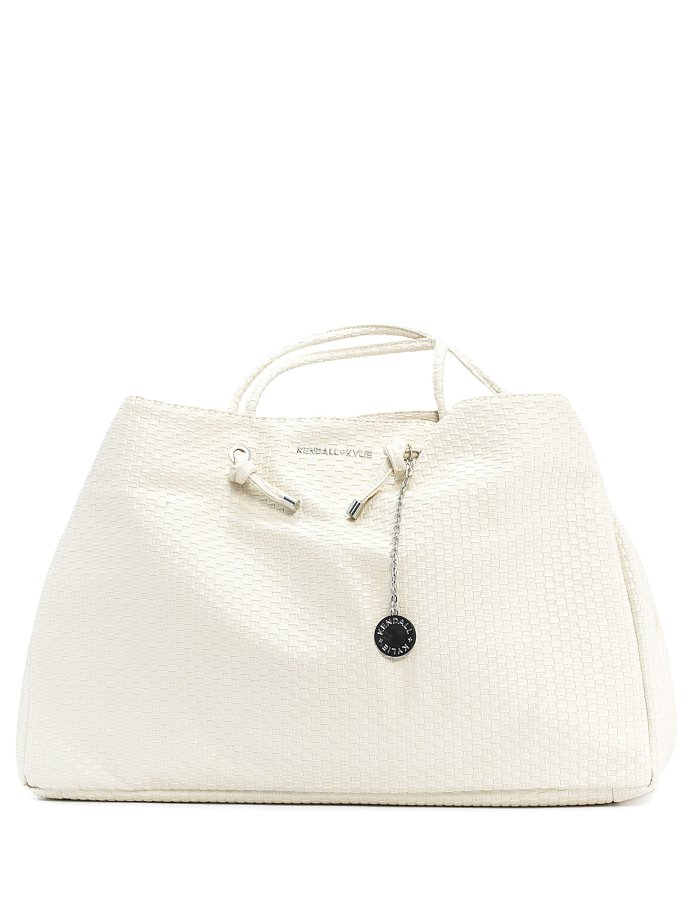 Alexis large tote bag off white