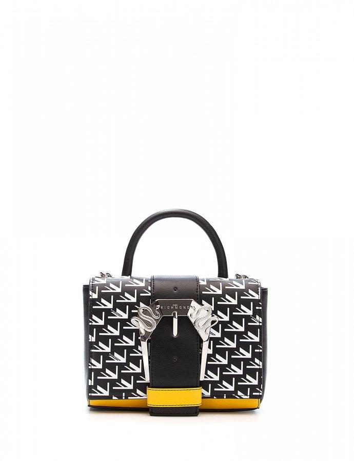 Handbag Utak yellow