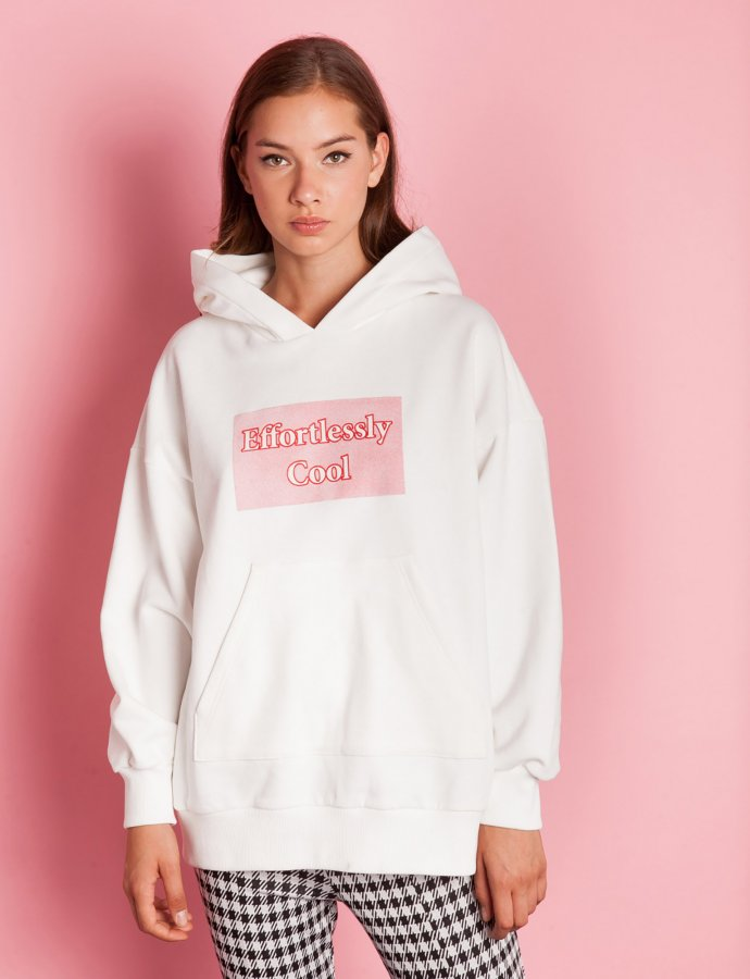 Effortlessly cool hoodie