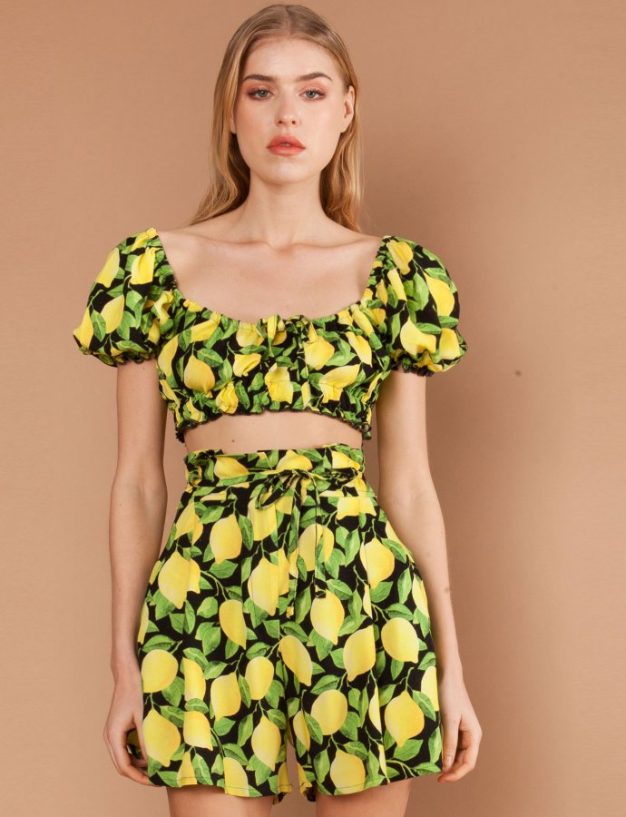 Vista lemon top