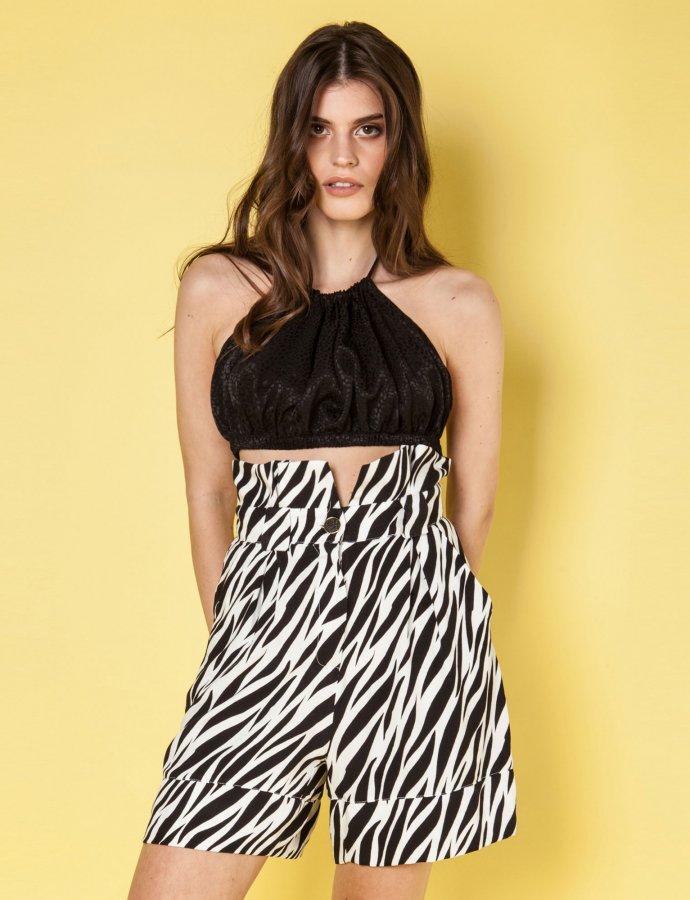 Gelato zebra shorts