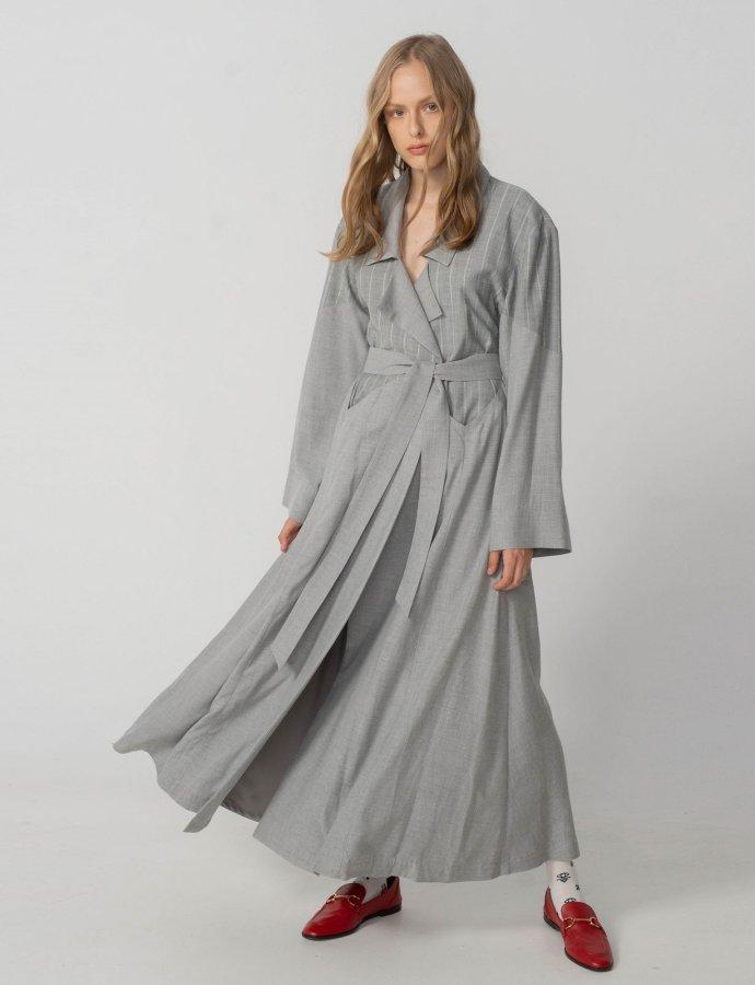 Liberty trench coat long